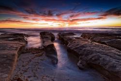 La Jolla Sunset Lines