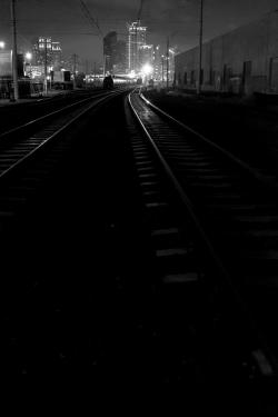 Tracks To The City San Diego