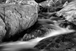 Kern Valley Waterfall