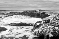 La Jolla Morning Waves