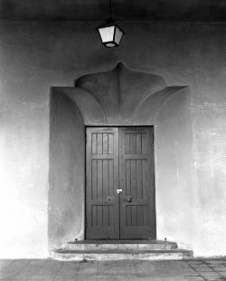 Simple Balboa Door